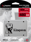 Kingston Technology - SSDNow UV400 480GB Solid State Drive