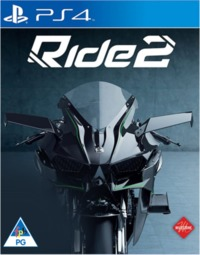 RIDE 2 (PS4) - Cover
