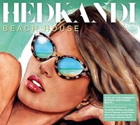 Hed Kandi Beach House / Various (CD) - Cover