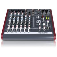 Allen & Heath ZED-10 ZED Series 10 Channel USB Mixer for Live and Studio Recording