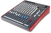 Allen & Heath ZED-14 ZED Series 14 Channel USB Mixer for Live and Studio Recording (Blue)