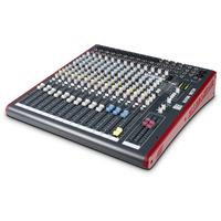 Allen & Heath ZED-16FX ZED Series 16 Channel USB Mixer for Live and Studio Recording with Effects (Blue)