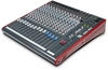 Allen & Heath ZED-18 ZED Series 18 Channel USB Mixer for Live and Studio Recording (Blue)