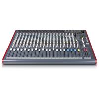 Allen & Heath ZED-22FX 22 Channel USB Mixer for Live and Studio Recording with Effects (Blue)