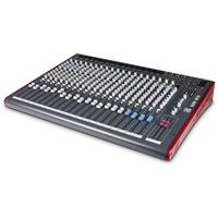 Allen & Heath ZED-24 ZED Series 24 Channel USB Mixer for Live and Studio Recording (Blue)