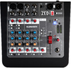Allen & Heath ZEDI-8 ZED Series 8 Channel Hybrid Compact USB Mixer (Black)