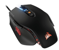 Corsair M65 RGB Pro FPS Optical 12000 DPI Gaming Mouse - Black with customizable RGB - Cover