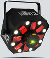 Chauvet DJ Swarm 5 FX - 3-in-1 LED Effects Light (Black)
