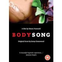 Bodysong [Simom Pummell] Limited Edition + Book (DVD)