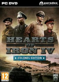 Hearts of Iron IV (PC) - Cover