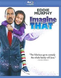 Imagine That (Region A Blu-ray) - Cover