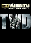 Walking Dead: Season 6 (Region 1 DVD) Cover