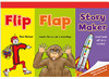 Flip Flap Story Maker - Lisa Holt (Spiral bound)