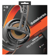 SteelSeries Gaming Headset - Siberia 350 - Black