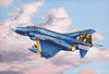 Revell - F-4F Phantom Easykit 1/100 (Plastic Model Kit)