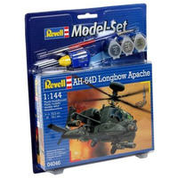 Revell - Model Set AH-64D Longbow Apache 1/144