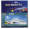Revell - 1/1200 - Aida Model Set (Plastic Model Kit)