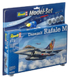 Revell - 1/72 - Dassault Rafale M Model Set (Plastic Model Kit)
