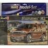 Revell - Model Set Hummer H2 1/25 (Plastic Model Kit)