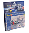 Revell - 1/72 - P-47 M Thunderbolt Model Set (Plastic Model Kit)