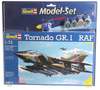 Revell - 1/72 - Tornado GR.1 RAF Model Set (Plastic Model Kit)