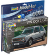 Revell - 1/24 - VW Golf 1 GTI Model Set (Plastic Model Kit)