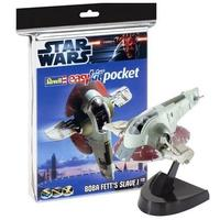 Revell - Star Wars Boba Fetts Slave 1 Star Wars Easykit Pocket 1/160