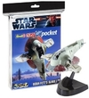 Revell - 1/160 - Star Wars Boba Fetts Slave 1 Easykit Pocket (Plastic Model Kit)