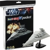 Revell - 1/12300 - Star Wars Imperial Star Destroyer Easykit Pocket (Plastic Model Kit)