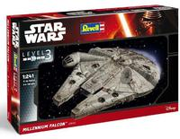 Revell - 1/241 - Star Wars Millenium Falcon Easykit Pocket (Plastic Model Kit) - Cover