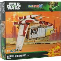 Revell - 1/74 - Star Wars - Republic Gunship EasyKit (Plastic Model Kit)