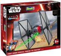 Revell - Star Wars Special Forces Tie Fighter 1/78 (Plastic Model Kit) - Cover