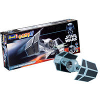 Revell - Star Wars Tie Jager Darth Vader's Ship Easykit