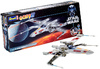 Revell - 1/57 - Star Wars - X-Wing Fighter Luke Skywalker Easykit (Plastic Model Kit)