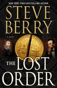 The Lost Order - Steve Berry (Hardcover)