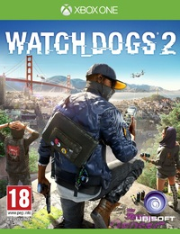 Watch Dogs 2 (Xbox One) - Cover