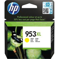HP - 953XL Yellow Ink Cartridge - Cover