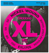 D'Addario EXL170S 45-100 Nickel Wound Light Short Scale Bass Guitar Strings