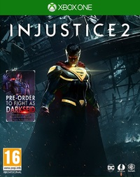 Injustice 2 (Xbox One) - Cover