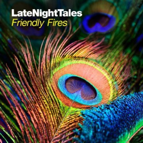 Various Artists Late Night Tales Friendly Fires Vinyl
