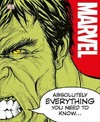 Marvel Absolutely Everything You Need to Know - Adam Bray (Hardcover)