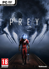 Prey (PC) - Cover