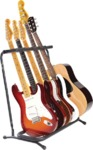 Fender Multi Stand Stringed Instrument Stand 5 Space