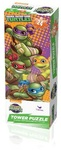 Teenage Mutant Ninja Turtles Heroes Mini Tower Puzzle