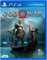 God of War (PS4) - Cover