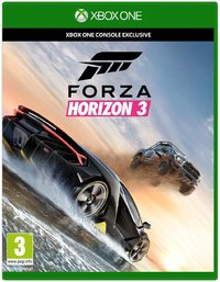 Forza Horizon 3 (Xbox One) - Cover