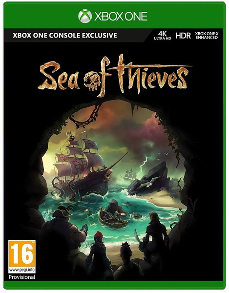 Sea of Thieves - Download Code in a Box (Xbox One)