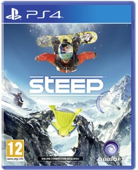 Steep (PS4) - Cover