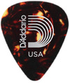 Planet Waves 1CSH4 Classic Celluoid Medium Pick (Shell-Color)