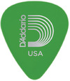 Planet Waves 1DGN4 Duralin Standard .85mm Medium Pick (Green)